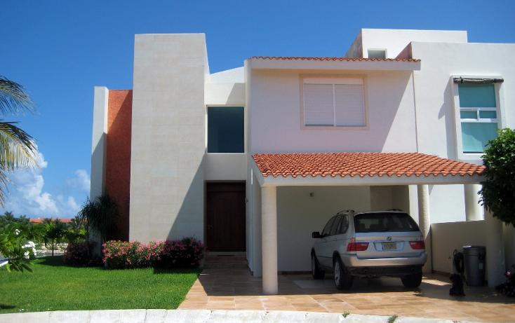 Foto de casa en venta en  , canc?n centro, benito ju?rez, quintana roo, 1122289 No. 01