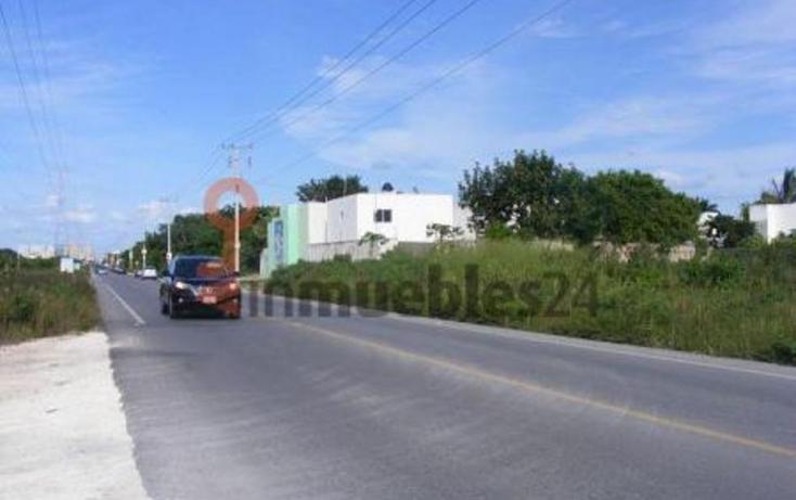 Foto de terreno habitacional en venta en  , canc?n centro, benito ju?rez, quintana roo, 1128141 No. 05