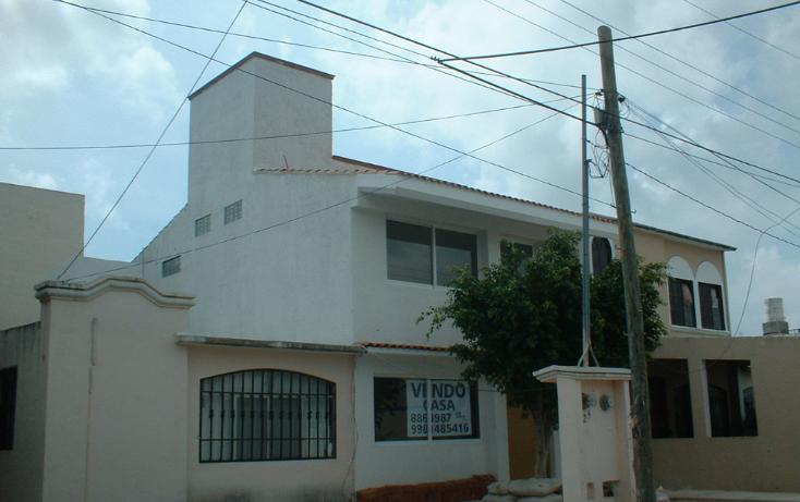 Foto de casa en venta en  , cancún centro, benito juárez, quintana roo, 1134185 No. 01