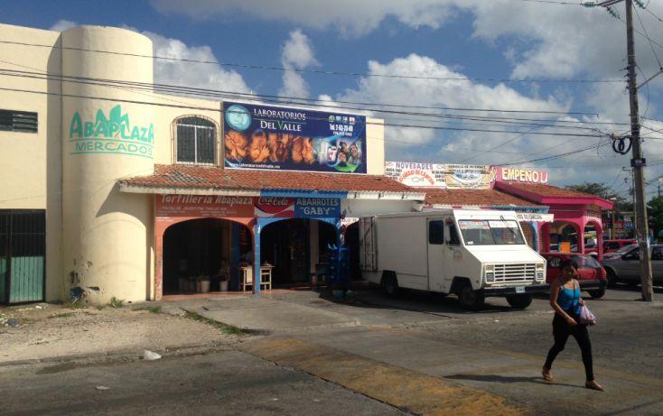 Foto de edificio en renta en, cancún centro, benito juárez, quintana roo, 1163939 no 05