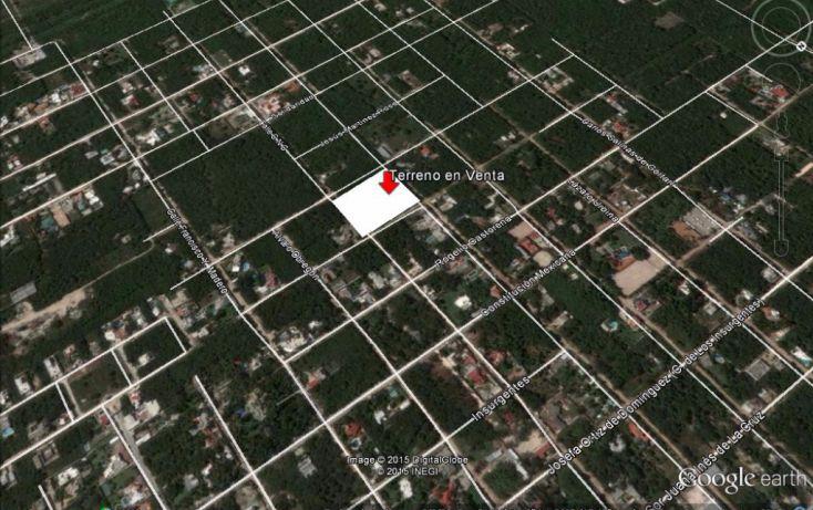 Foto de terreno habitacional en venta en, cancún centro, benito juárez, quintana roo, 1166599 no 01