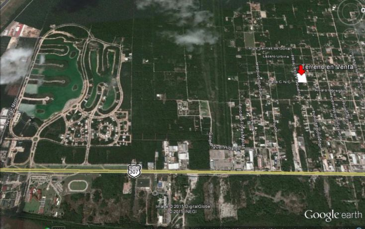 Foto de terreno habitacional en venta en, cancún centro, benito juárez, quintana roo, 1166599 no 03