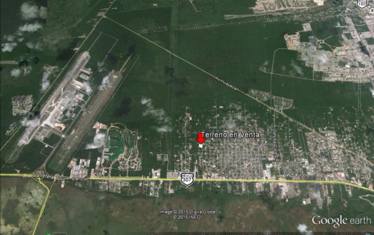 Foto de terreno habitacional en venta en, cancún centro, benito juárez, quintana roo, 1166599 no 04
