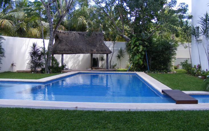 Foto de departamento en venta en  , cancún centro, benito juárez, quintana roo, 1196233 No. 01