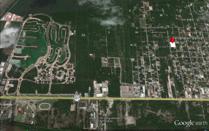 Foto de terreno habitacional en venta en, cancún centro, benito juárez, quintana roo, 1243493 no 02
