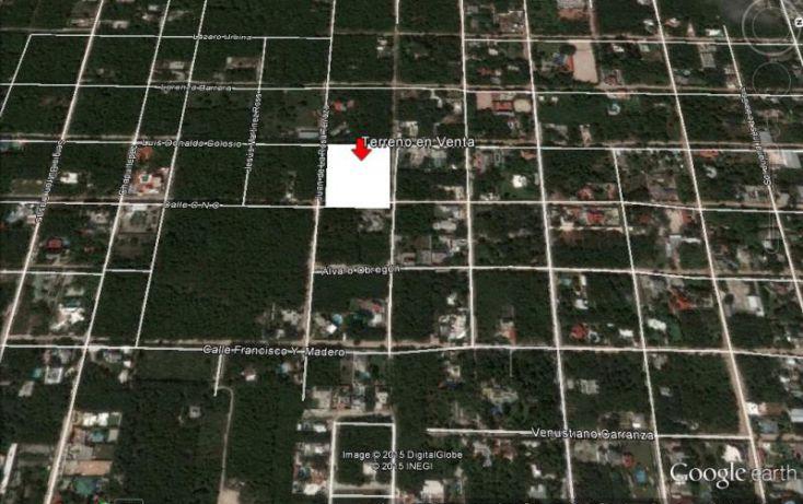 Foto de terreno habitacional en venta en, cancún centro, benito juárez, quintana roo, 1243493 no 03