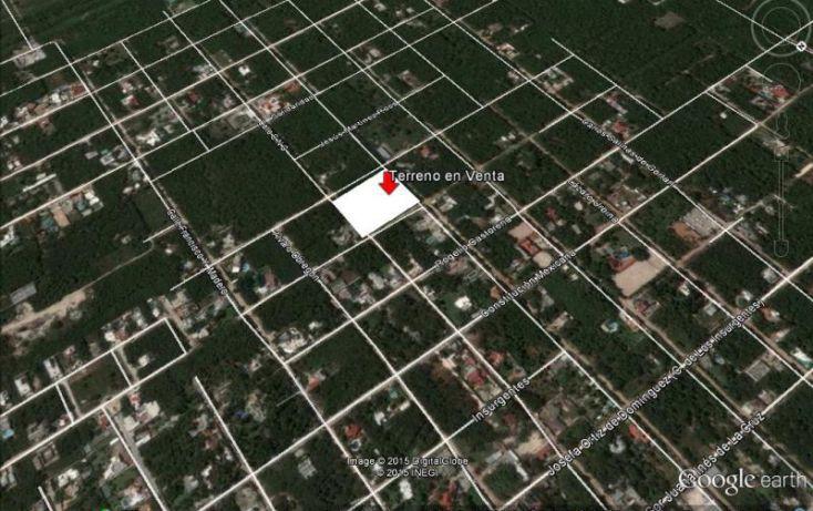 Foto de terreno habitacional en venta en, cancún centro, benito juárez, quintana roo, 1243493 no 04