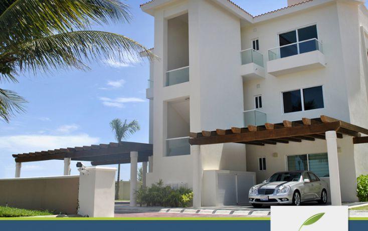Foto de casa en condominio en venta en, cancún centro, benito juárez, quintana roo, 1280881 no 01