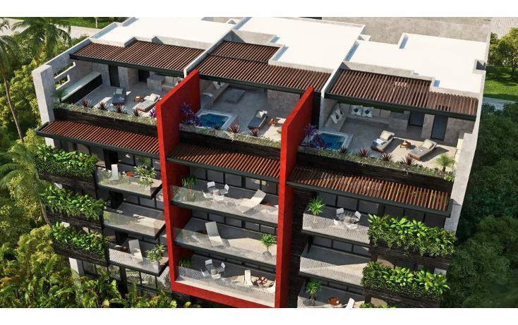Foto de departamento en venta en  , cancún centro, benito juárez, quintana roo, 1291573 No. 04