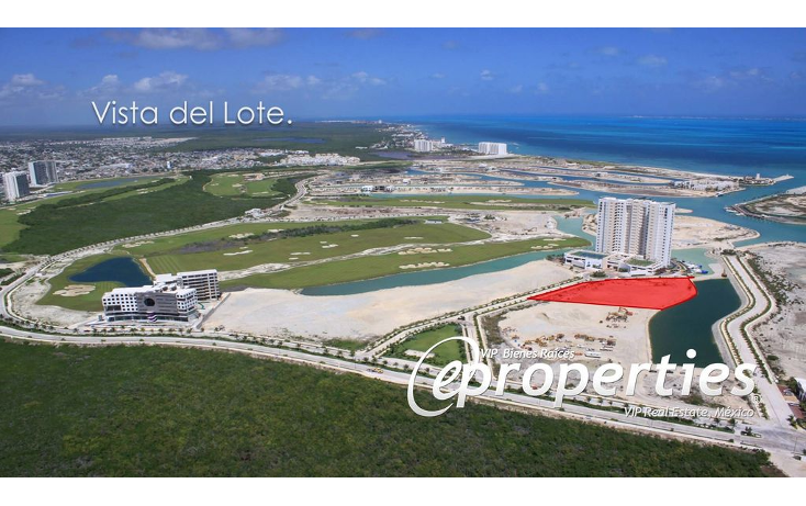 Foto de terreno comercial en venta en  , cancún centro, benito juárez, quintana roo, 1352699 No. 01