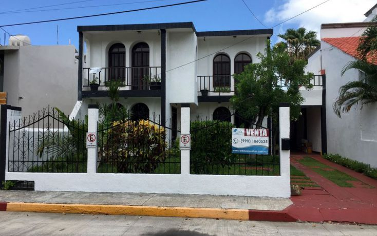 Foto de casa en venta en, cancún centro, benito juárez, quintana roo, 1381157 no 01