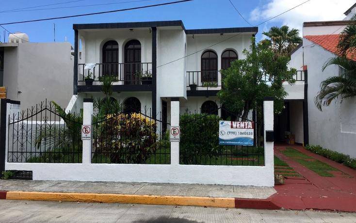Foto de casa en venta en  , canc?n centro, benito ju?rez, quintana roo, 1381157 No. 01