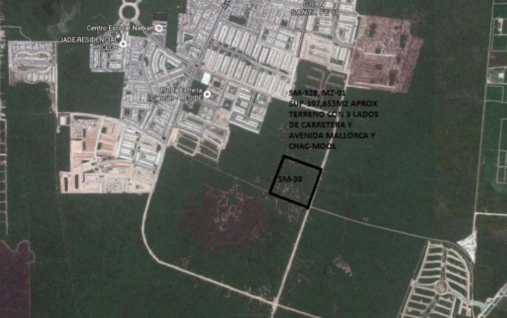 Foto de terreno comercial en venta en, cancún centro, benito juárez, quintana roo, 1397669 no 03