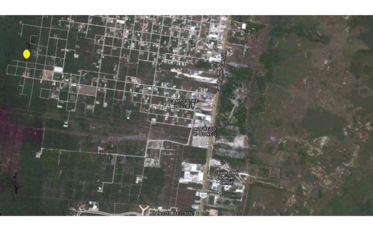 Foto de terreno habitacional en venta en, cancún centro, benito juárez, quintana roo, 1429387 no 02