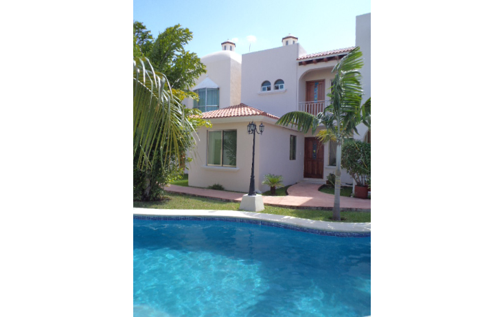 Foto de casa en renta en  , cancún centro, benito juárez, quintana roo, 1484815 No. 01