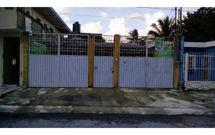 Foto de casa en venta en  , canc?n centro, benito ju?rez, quintana roo, 1488197 No. 01