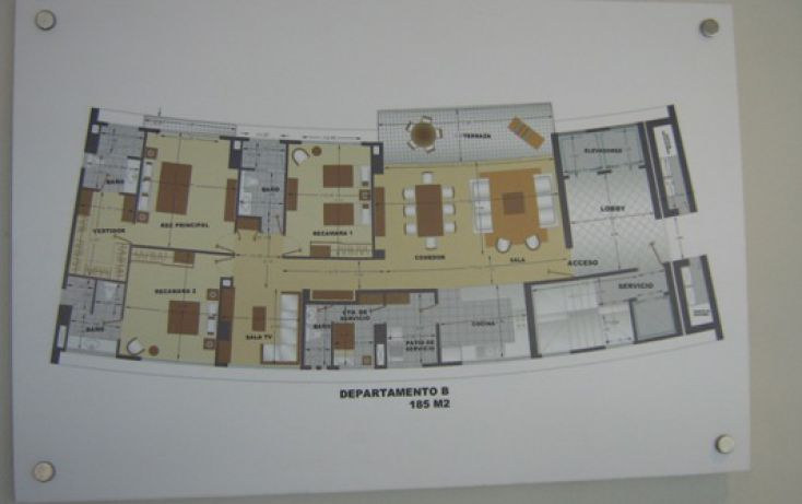 Foto de departamento en venta en, cancún centro, benito juárez, quintana roo, 1501499 no 09