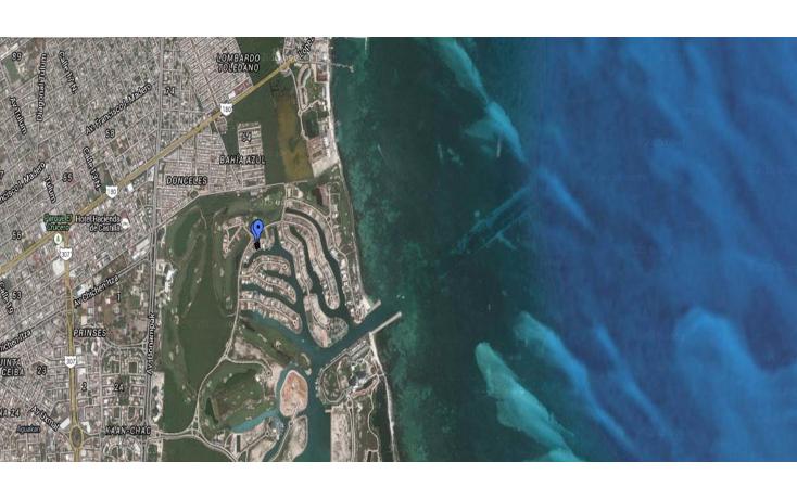 Foto de terreno habitacional en venta en  , cancún centro, benito juárez, quintana roo, 1521394 No. 02