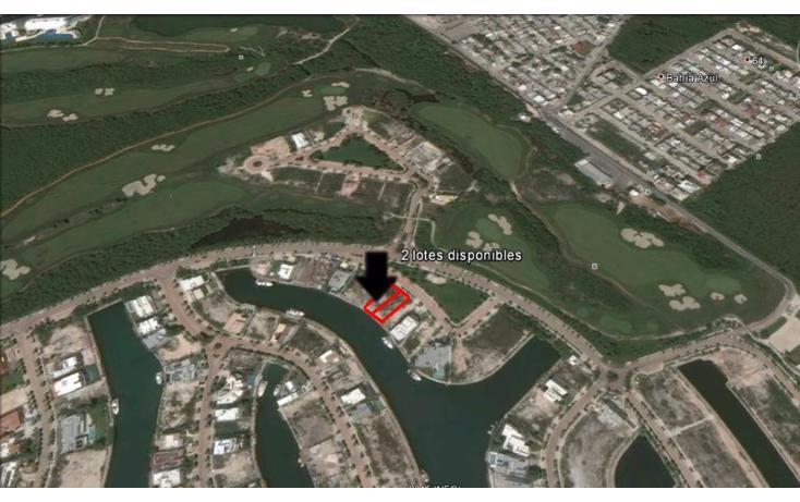 Foto de terreno habitacional en venta en  , cancún centro, benito juárez, quintana roo, 1521394 No. 03
