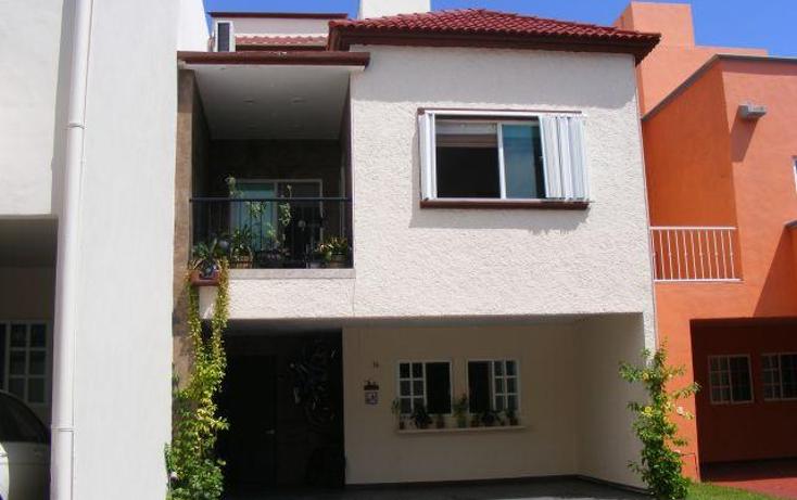 Foto de casa en venta en  , cancún centro, benito juárez, quintana roo, 1526075 No. 01