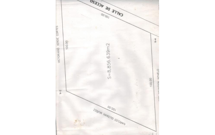 Foto de terreno comercial en venta en  , canc?n centro, benito ju?rez, quintana roo, 1549630 No. 03