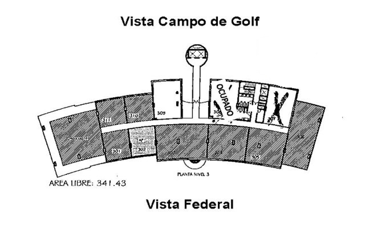 Foto de oficina en renta en  , cancún centro, benito juárez, quintana roo, 1691676 No. 14