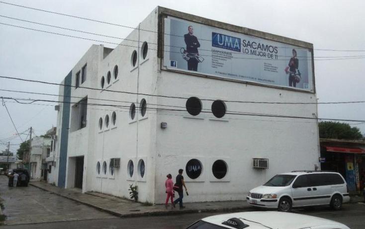 Foto de edificio en venta en  , cancún centro, benito juárez, quintana roo, 1704780 No. 01