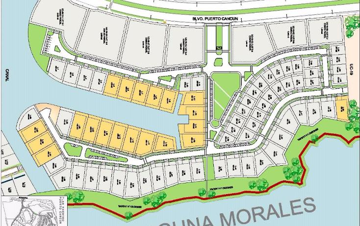 Foto de terreno habitacional en venta en  , cancún centro, benito juárez, quintana roo, 1722292 No. 06