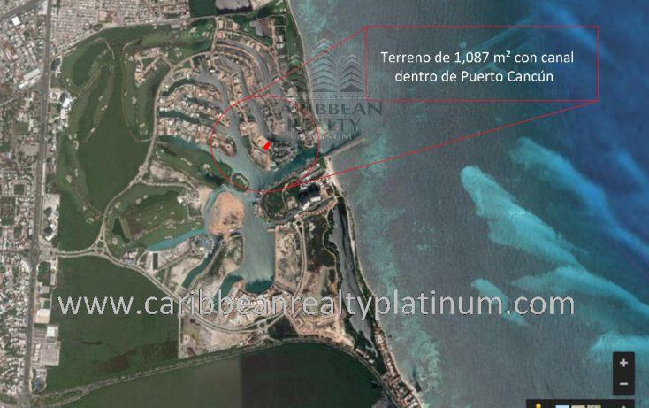 Foto de terreno habitacional en venta en, cancún centro, benito juárez, quintana roo, 1738482 no 01
