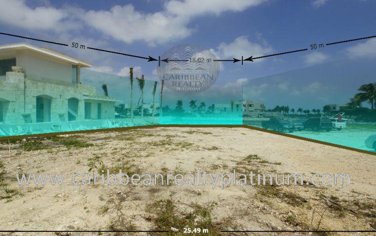 Foto de terreno habitacional en venta en, cancún centro, benito juárez, quintana roo, 1738482 no 05