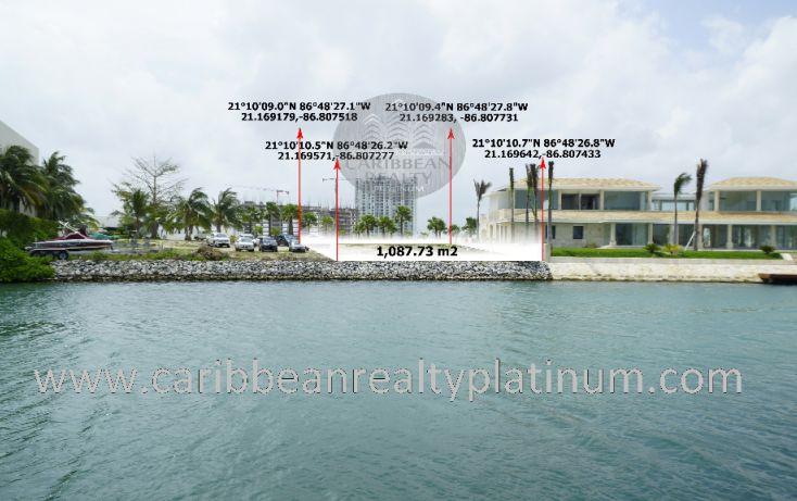 Foto de terreno habitacional en venta en, cancún centro, benito juárez, quintana roo, 1738482 no 10