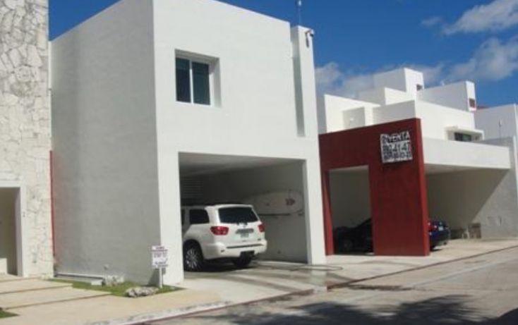 Foto de casa en venta en, cancún centro, benito juárez, quintana roo, 1753404 no 01