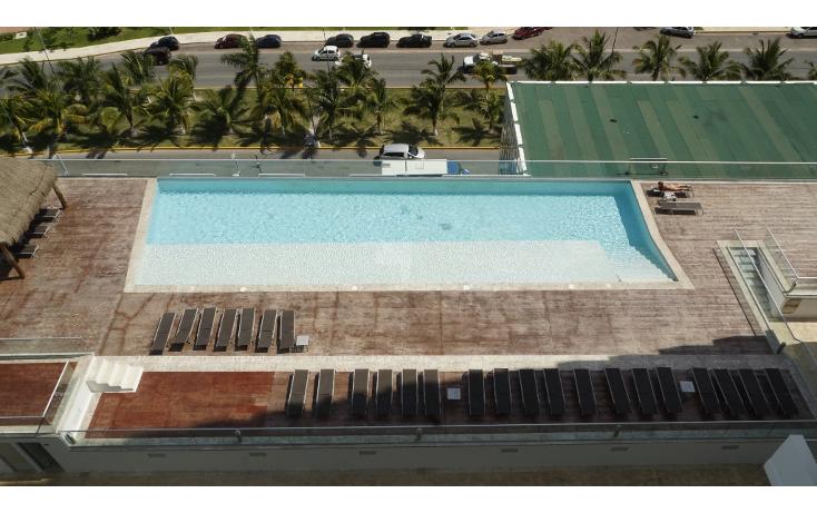 Foto de departamento en renta en  , cancún centro, benito juárez, quintana roo, 1770136 No. 01