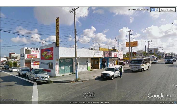 Foto de terreno comercial en venta en  , canc?n centro, benito ju?rez, quintana roo, 1816802 No. 01