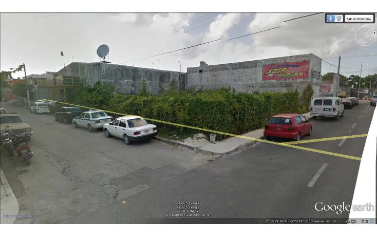 Foto de terreno comercial en venta en  , canc?n centro, benito ju?rez, quintana roo, 1816802 No. 03