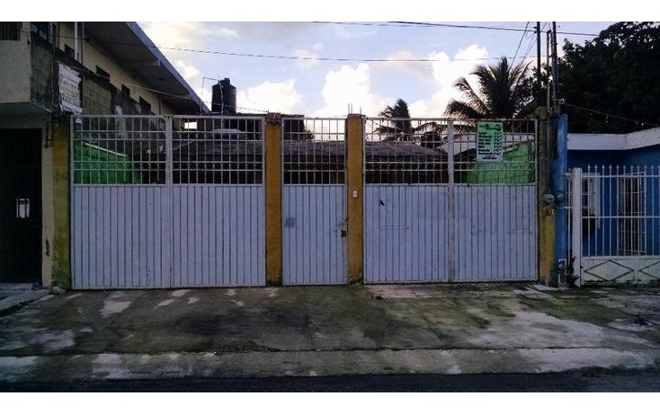 Foto de casa en venta en  , canc?n centro, benito ju?rez, quintana roo, 1865354 No. 01