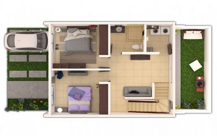 Foto de casa en condominio en venta en, cancún centro, benito juárez, quintana roo, 1893810 no 03
