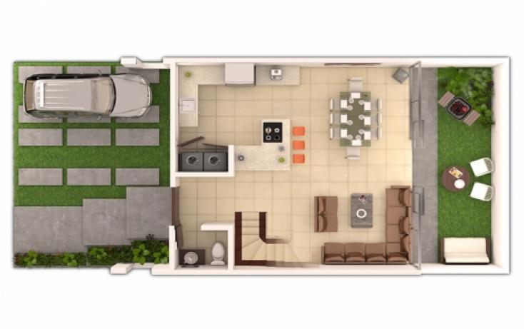 Foto de casa en condominio en venta en, cancún centro, benito juárez, quintana roo, 1899576 no 03