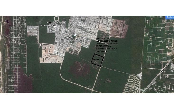 Foto de terreno habitacional en venta en  , cancún centro, benito juárez, quintana roo, 1941117 No. 03