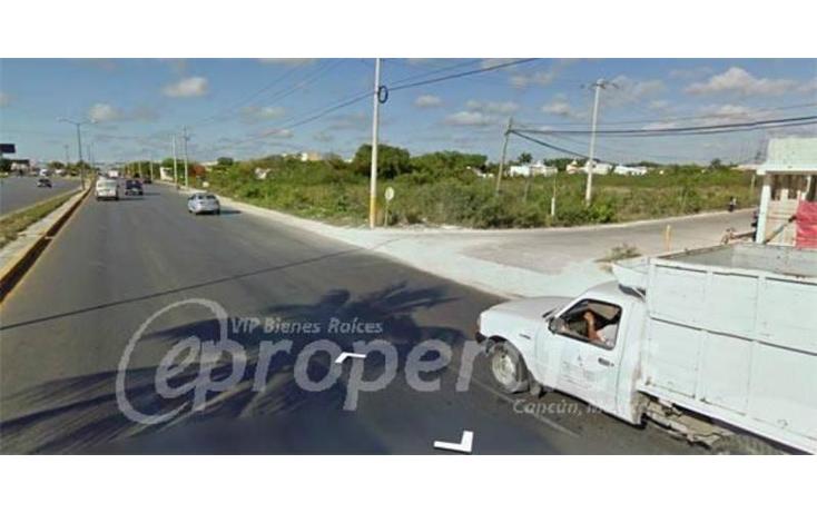 Foto de terreno habitacional en venta en  , canc?n centro, benito ju?rez, quintana roo, 1959354 No. 03