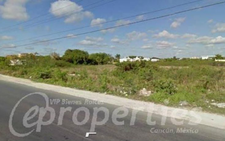 Foto de terreno habitacional en venta en, cancún centro, benito juárez, quintana roo, 1959354 no 04