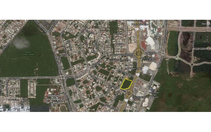 Foto de terreno habitacional en venta en  , canc?n centro, benito ju?rez, quintana roo, 1967927 No. 02
