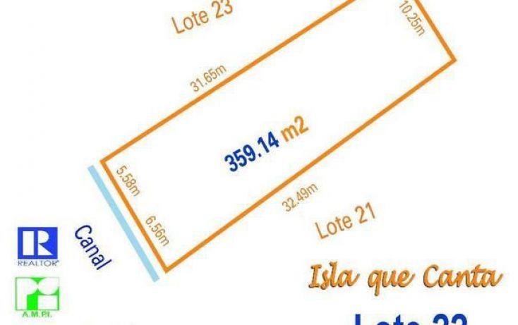 Foto de terreno habitacional en venta en, cancún centro, benito juárez, quintana roo, 2042516 no 01