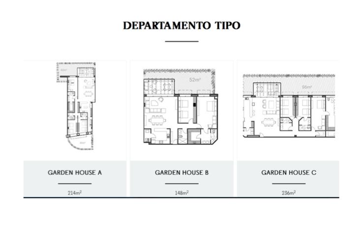 Foto de departamento en venta en  , cancún centro, benito juárez, quintana roo, 2623365 No. 02