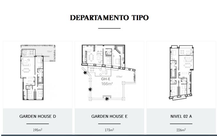 Foto de departamento en venta en  , cancún centro, benito juárez, quintana roo, 2623365 No. 04