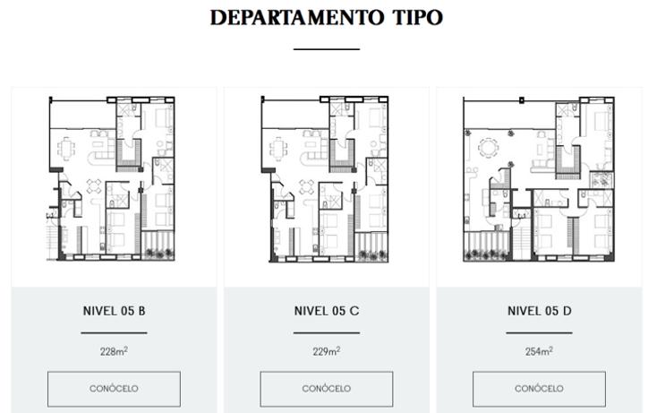 Foto de departamento en venta en  , cancún centro, benito juárez, quintana roo, 2623365 No. 05