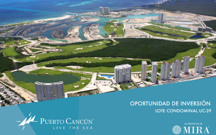 Foto de terreno comercial en venta en  , cancún centro, benito juárez, quintana roo, 2734176 No. 01