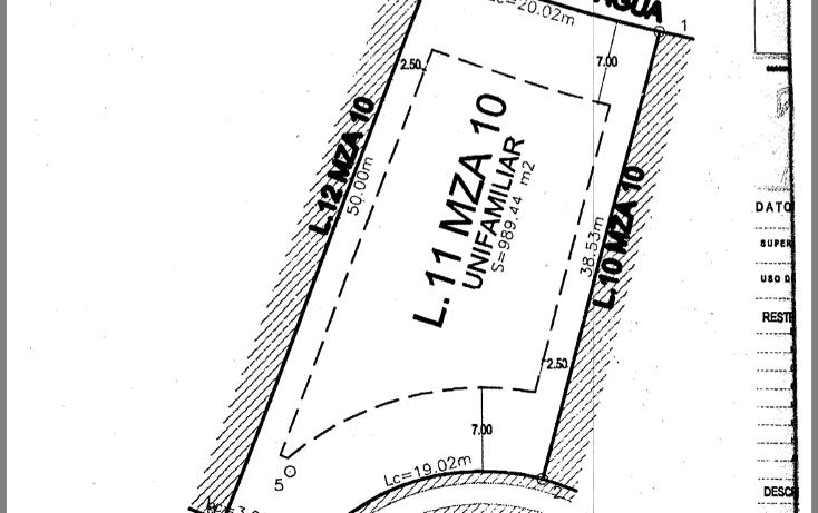 Foto de terreno habitacional en venta en  , cancún centro, benito juárez, quintana roo, 3424268 No. 02