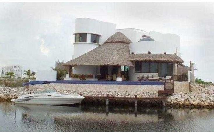 Foto de casa en venta en  , cancún centro, benito juárez, quintana roo, 454773 No. 01