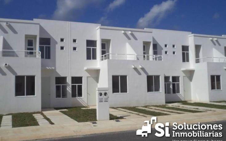 Foto de casa en venta en  , cancún centro, benito juárez, quintana roo, 464445 No. 01